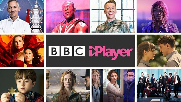 BBC iPlayer records best-ever first half of the year