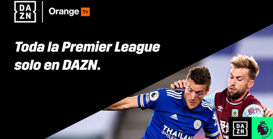 DAZN Fútbol ORANGE 25Nov2020