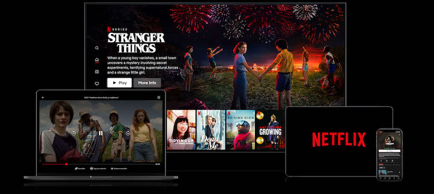 Netflix English Multiple Device 17July2020