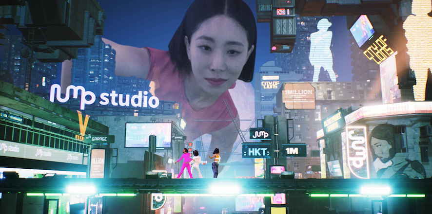 Photo SKT to Expand 5G Content Business via Jump Studio 21Oct2020