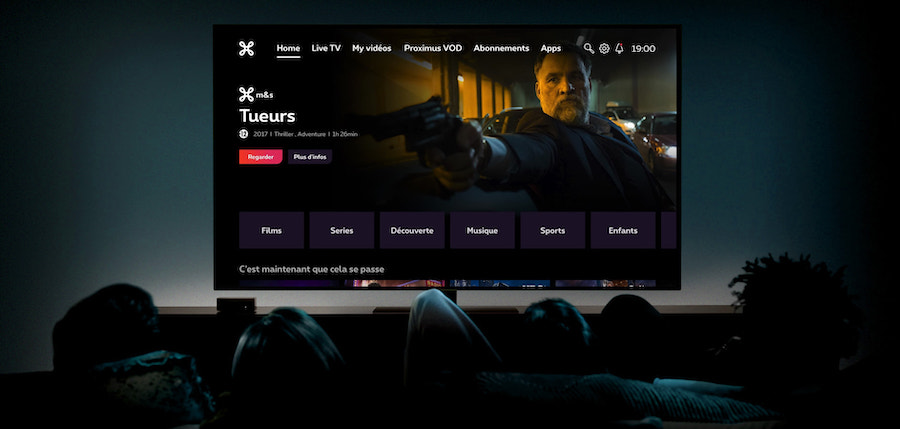 Proximus Pickx Android TV 3SS 16 Sep 2020