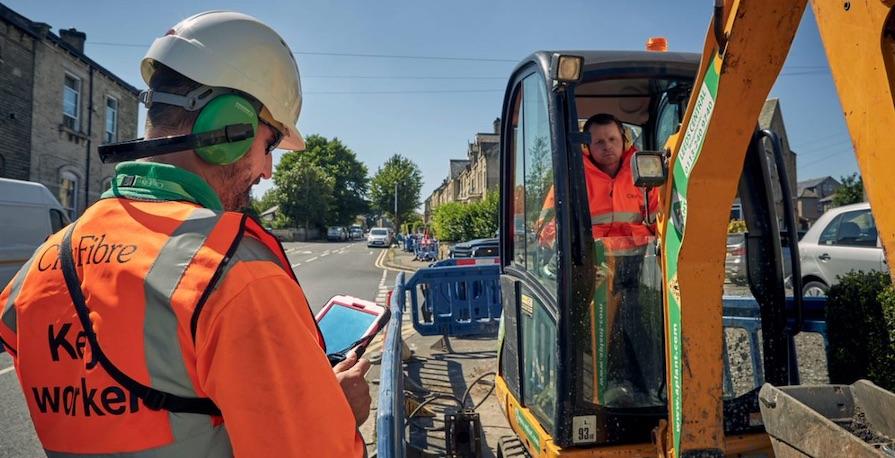 CityFibre completes £1.125BN financing