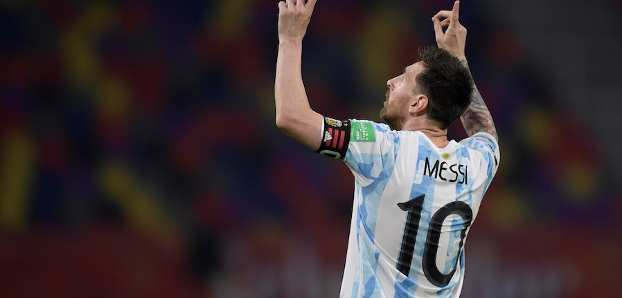 Viaplay scores Copa América, South America World Cup qualifier rights