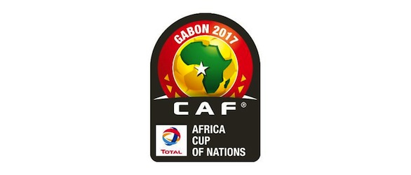 African Cup of Nations 2017 logo