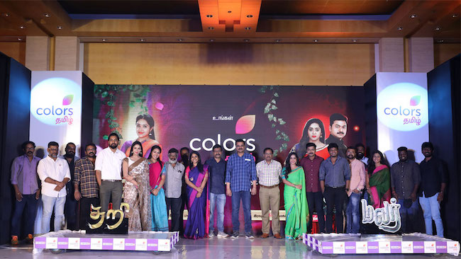 Colors Tamil to launch Thari and Malar 26 March 19
