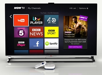 can i download netflix on now tv box