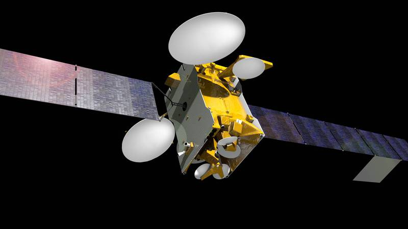 SES 10 satellite H