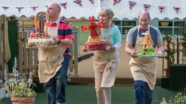 Great British Bake Off producers respond to Mel and Sue's exit