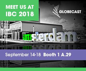Globecast - IBC 2018