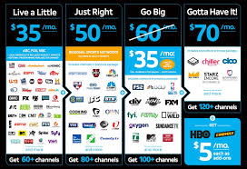 Tv Service Providers >> Service Providers Switching Focus From Linear Tv To Ott Media