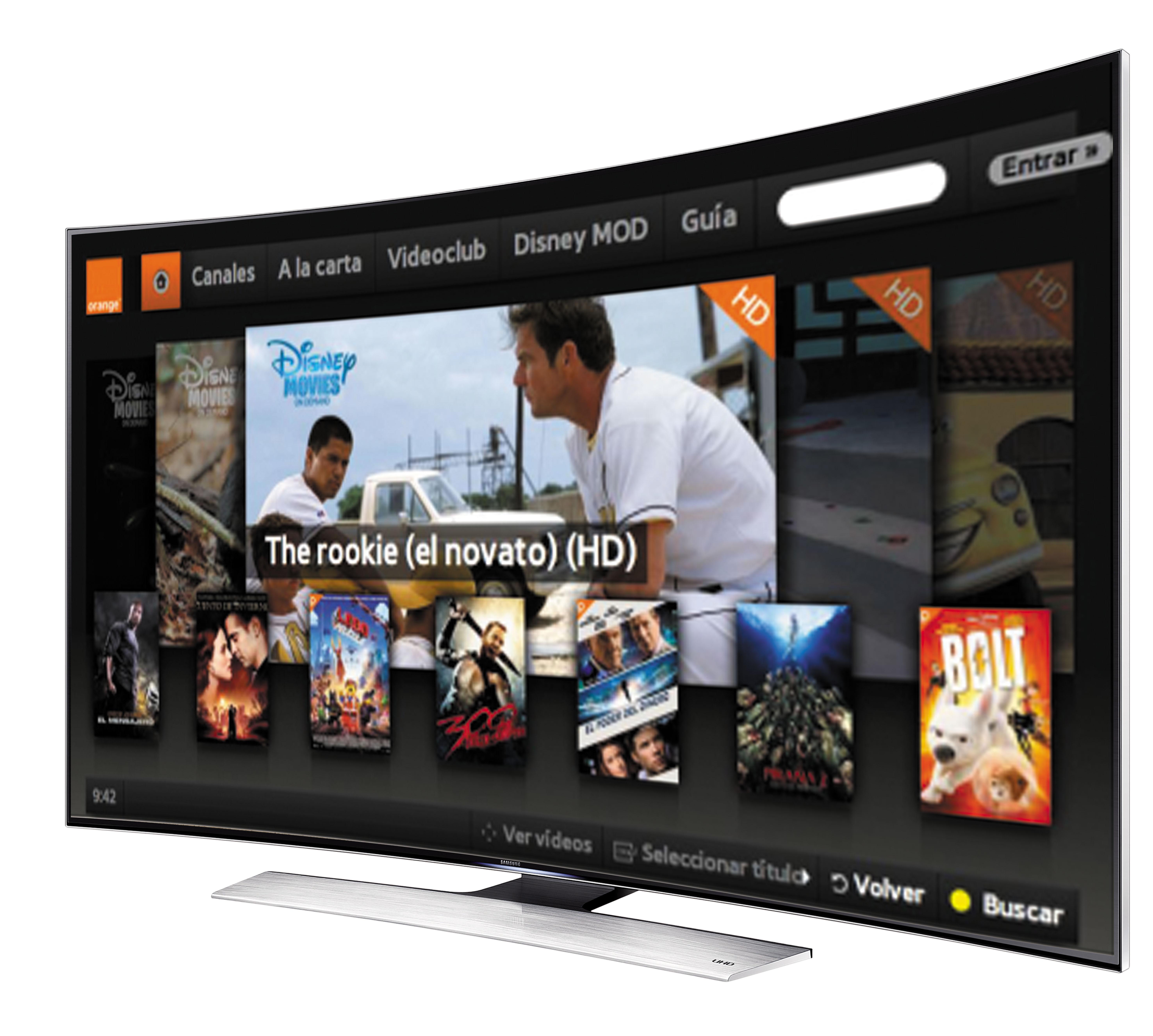 orange tv unveils lg smart tv app pay tv news rapid tv news. Black Bedroom Furniture Sets. Home Design Ideas