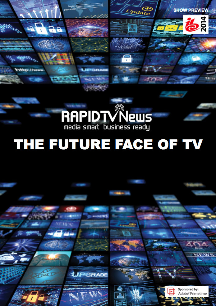 The future face of TV