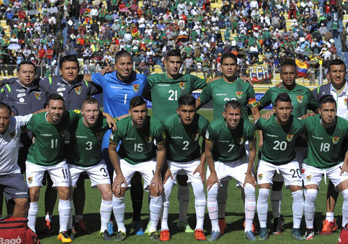 20bba7f1e Mediapro nets national football TV production in Bolivia