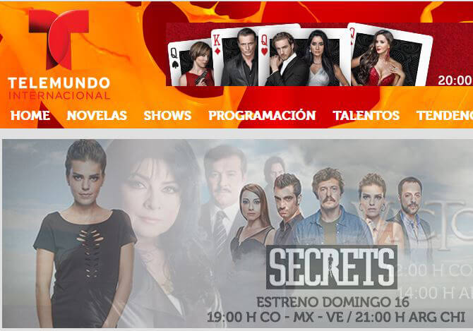 Telemundo Internacional joins DirecTV across Latin America | Deals